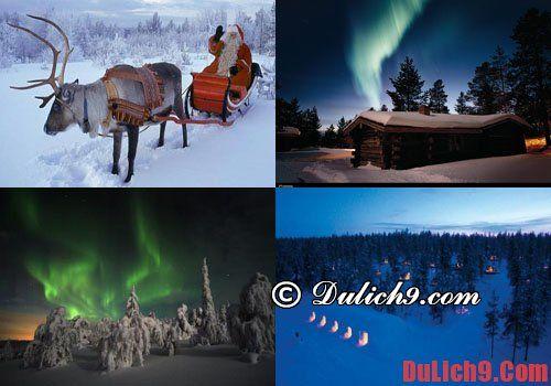 Điểm đến du lịch Phần Lan. Nên đi đâu chơi khi du lịch Phần Lan? Địa điểm tham quan đẹp ở Phần Lan