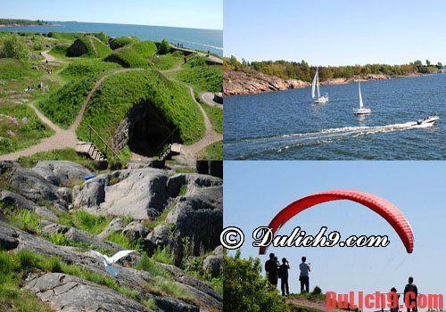 Thăm quan các địa điểm nổi tiếng ở Phần Lan. Địa điểm du lịch hấp dẫn ở Phần Lan. Du lịch Phần Lan nên đi đâu chơi?