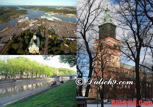 Du lịch Phần Lan, thăm quan các địa điểm đẹp