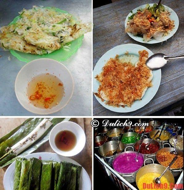 Địa chỉ và những món ăn vặt nên thử khi du lịch, khám phá ẩm thực Thanh Hóa