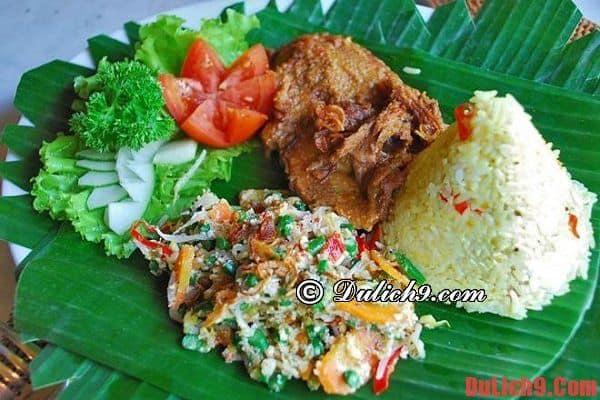 Ăn gì ngon, bổ, rẻ khi du lịch Bali tự túc, tiết kiệm?