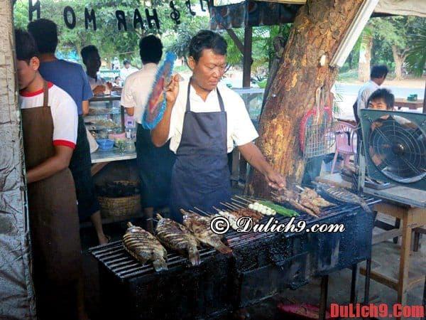 Ăn ở đâu ngon bổ rẻ khi du lịch Bagan, Myanmar
