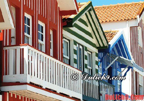 Địa điểm thu hút khách khi du lịch Bồ Đào Nha