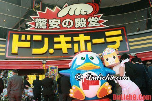 Bí quyết tiết kiệm khi du lịch Tokyo