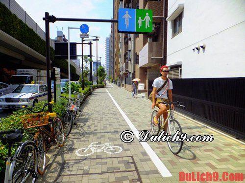 Hướng dẫn du lịch Tokyo tiết kiệm chi phí