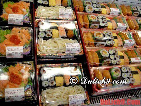 Mẹo tiết kiệm tiền khi du lịch Tokyo
