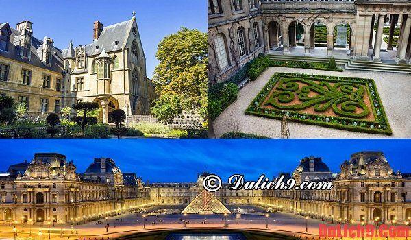 Vui chơi, tham quan những bảo tàng miễn phí và công viên xanh ở Paris. Làm sao để tiết kiệm chi phí du lịch Paris Pháp?