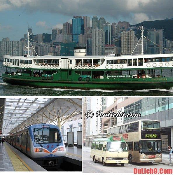 Cách du lịch từ Hồng Kông tới Thâm Quyến gần nhất? Đi từ Hồng Kông tới Thâm Quyến như thế nào?