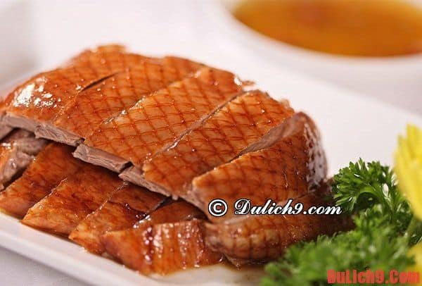 Where to enjoy delicious roast duck when traveling to Lang Son - Where to eat when traveling to Lang Son?  Cheap and delicious restaurant in Lang Son