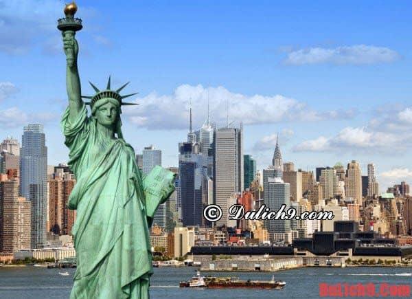 Điểm tham quan miễn phí ở New York