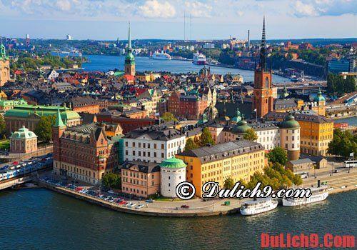 Tư vấn điểm đến khi du lịch Thụy Điển