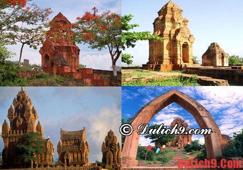 Điểm đến khi du lịch Ninh Thuận