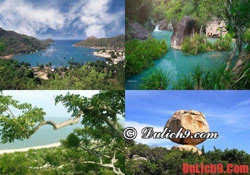 Điểm đến du lịch Ninh Thuận