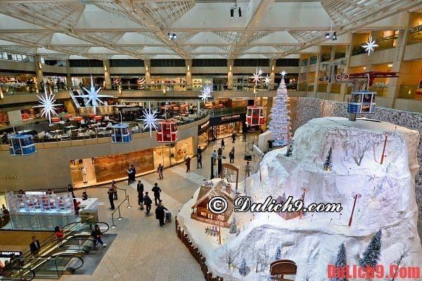 Du lịch Hồng Kông nên mua sắm, săn hàng giảm giá ở đâu? Du lịch Hồng Kông nên mua gì?