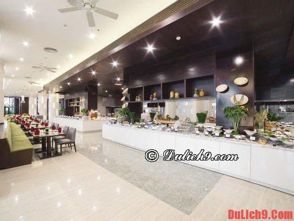 Một số khách sạn đẹp, tiện nghi và giá tốt nên ở khi du lịch Nha Trang tự túc ăn ở