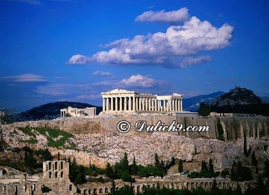 Những địa điểm du lịch hấp dẫn ở Athens/ Đi đâu, chơi gì khi du lịch Athens - Kinh nghiệm du lịch Athens