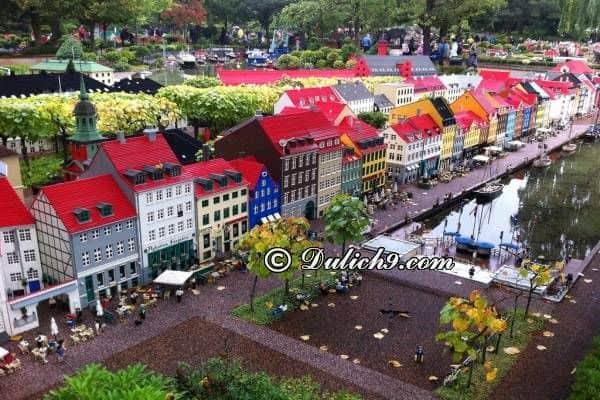 Các điểm tham quan phù hợp khi du lịch Đan Mạch