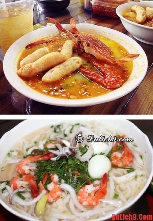 Du lịch Hà Tiên và thưởng thức món ăn ngon đặc sắc, lạ miệng
