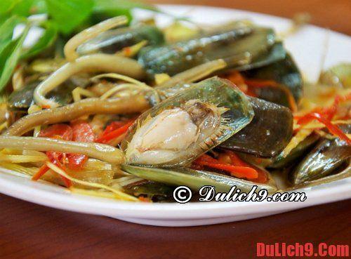 Du lịch Hà Tiên ăn đặc sản gì và ăn ở đâu ngon, rẻ?