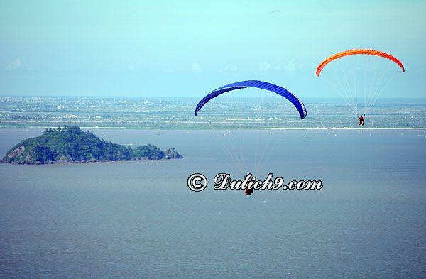 Các địa điểm tham quan khi du lịch biển Hải Tiến/ Đi đâu, chơi gì ở biển Hải Tiến?