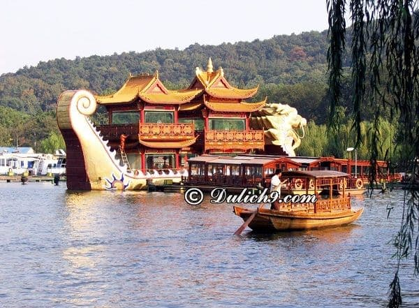 Kinh nghiệm du lịch Hàng Châu