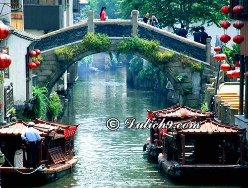 Nên du lịch Hàng Châu khi nào/ Thời điểm lí tưởng du lịch Quảng Châu