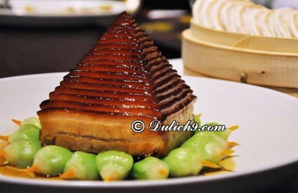 Ẩm thực/Món ăn ngon ở Hàng Châu nên thưởng thức