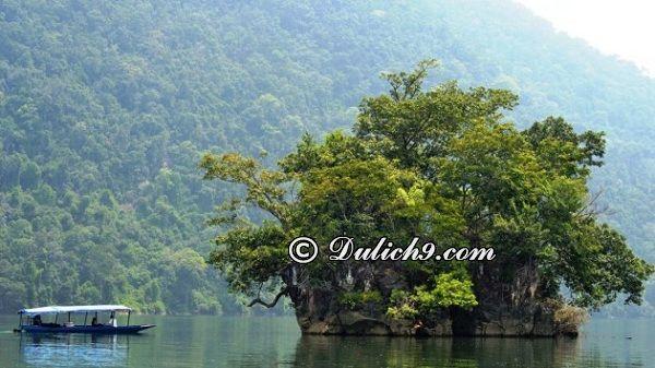 Kinh nghiệm du lịch sinh thái hồ Ba B