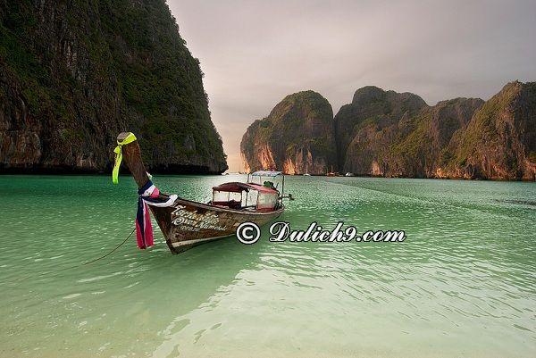 Hướng dẫn cách di chuyển tới Krabi/ Phương tiện đi lại du lịch Krabi