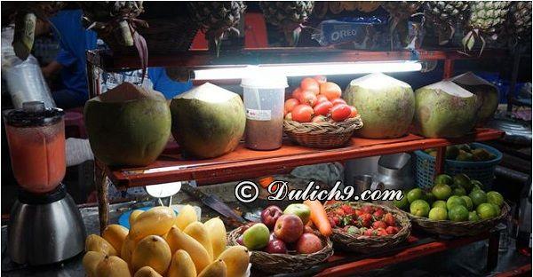 Ăn gì khi du lịch Krabi Ao Nang/ Ăn ở đâu ngon nhất?