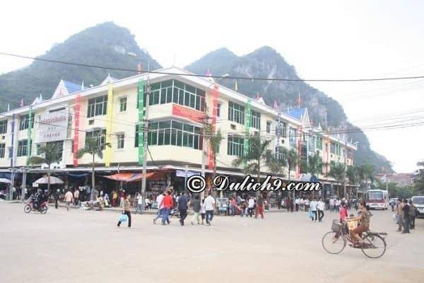 Kinh nghiệm mua sắm khi du lịch Lạng Sơn