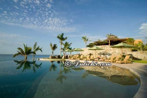 Ở đâu khi du lịch Mexico/ Thuê khách sạn đẹp, giá tốt ở Mexico