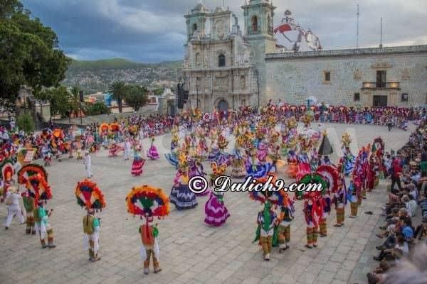 Địa điểm tham quan ở Mexico/ Đi đâu, chơi gì khi du lịch Mexico