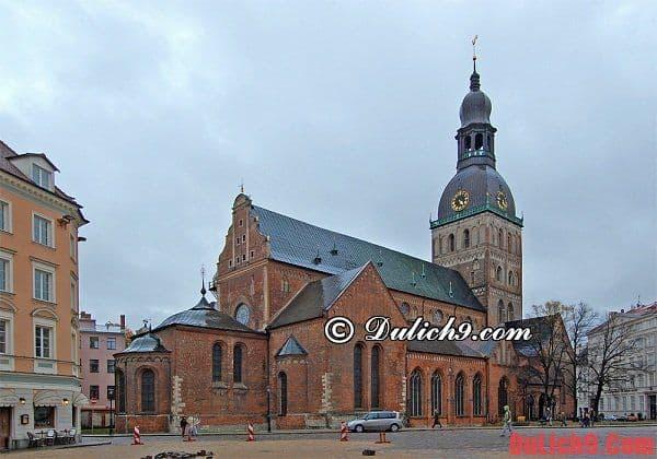 Du lịch giá rẻ tại thành phố Riga, Latvia
