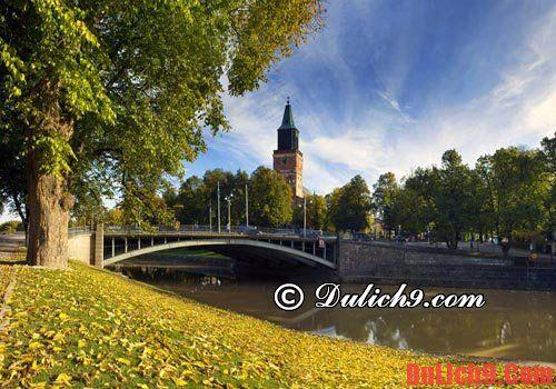 Nên du lịch Phần Lan vào thời gian nào?