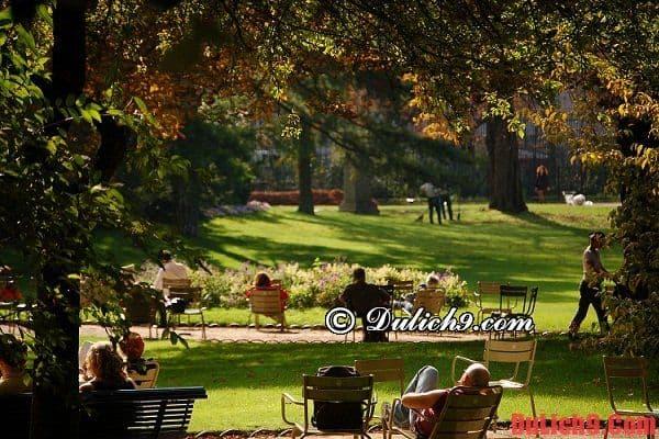 Du lịch Pháp: 11 điểm du lịch miễn phí ở Paris - Địa điểm du lịch miễn phí nổi tiếng ở Paris, Pháp