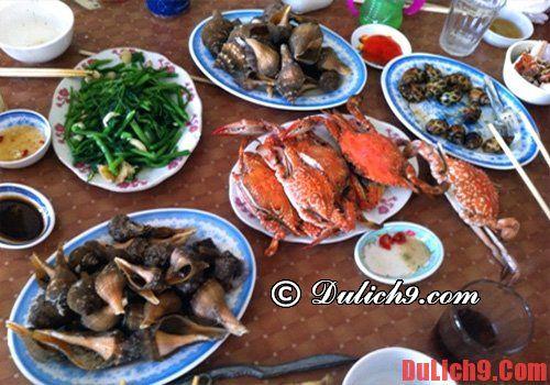 Những món ăn ngon, giá rẻ khi du lịch Sầm Sơn