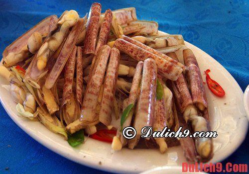 Ăn gì ngon khi du lịch Sầm Sơn?
