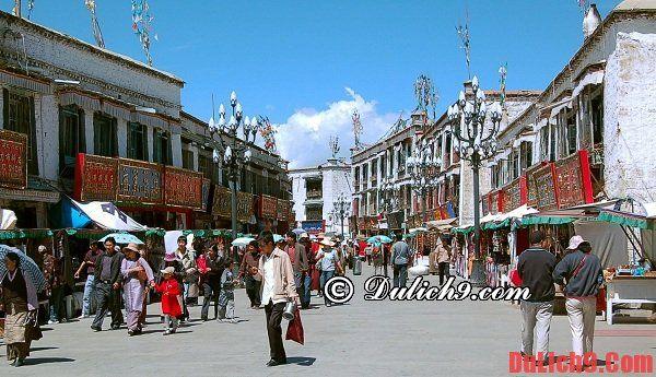 Du lịch Tây Tạng nên mua gì và mua ở đâu giá rẻ, chất lượng, không bị chặt chém?