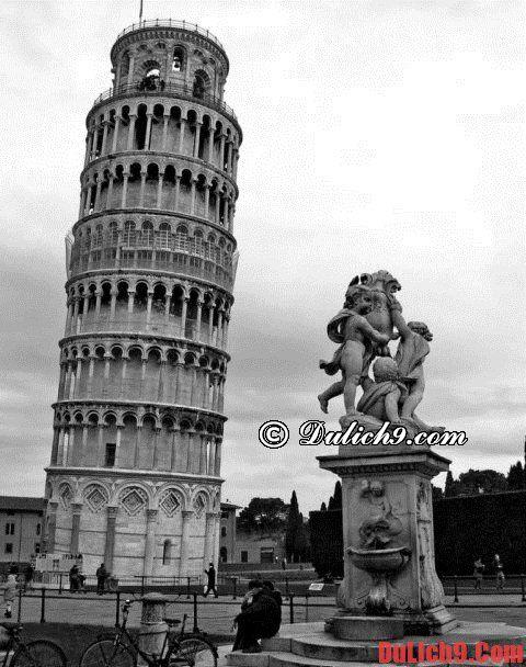 Du lịch Ý bằng phương tiện gì?