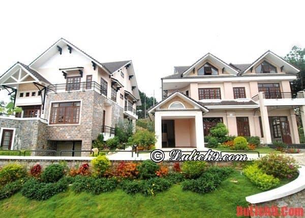 Nơi lưu trú ở Bảo Lộc