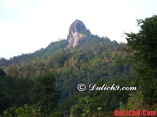 Núi Lu Bu