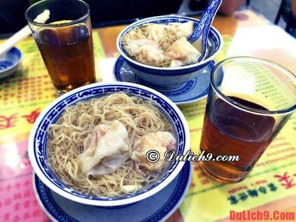 Có 10 triệu du lịch Hồng Kông tự túc ăn ở, mua sắm, tham quan và đi lại được không?