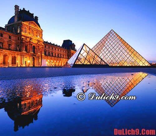 Hướng dẫn du lịch Paris 1 ngày chỉ với 2 triệu đồng trọn vẹn và thú vị