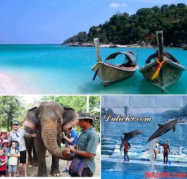 Địa điểm tham quan nổi tiếng và đẹp ở Pattaya