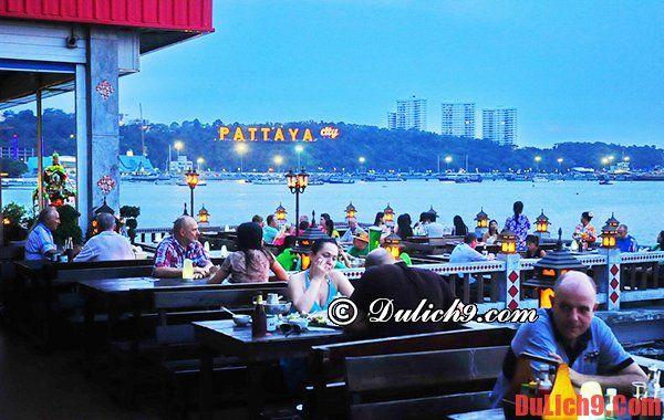 Ăn gì khi du lịch Pattaya ngon và những địa chỉ ăn uống hấp dẫn? Kinh nghiệm du lịch Pattaya