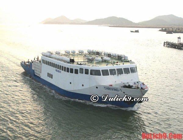 Hướng dẫn di chuyển từ TP.Hồ Chí Minh tới Phú Quốc