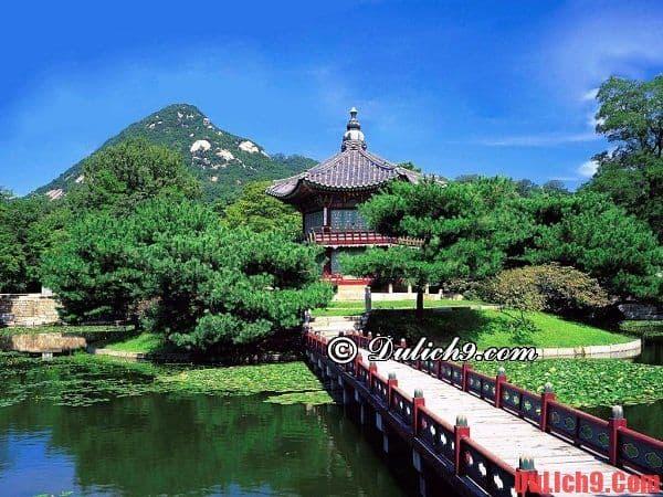 Hướng dẫn du lịch Seoul tự túc. Kinh nghiệm, lịch trình du lịch Seoul chi tiết