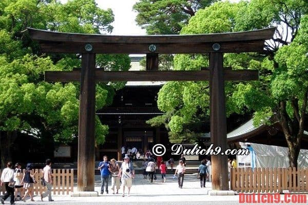 Hướng dẫn du lịch Tokyo