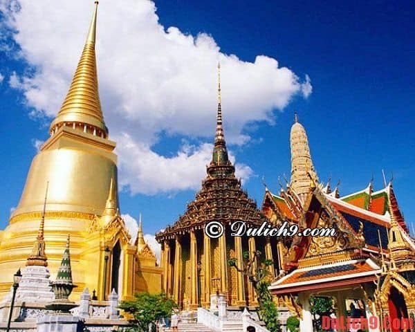 Kinh nghiệm đổi tiền Baht Thái khi đi du lịch. Đổi tiền baht khi du lịch Thái Lan ở đâu?